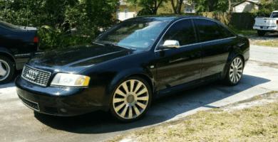 Manual Audi A6 2000 Reparación y Servicio