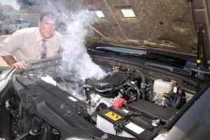 Manual Básico de Mecánica - Sobre Calentamiento del Motor del Auto
