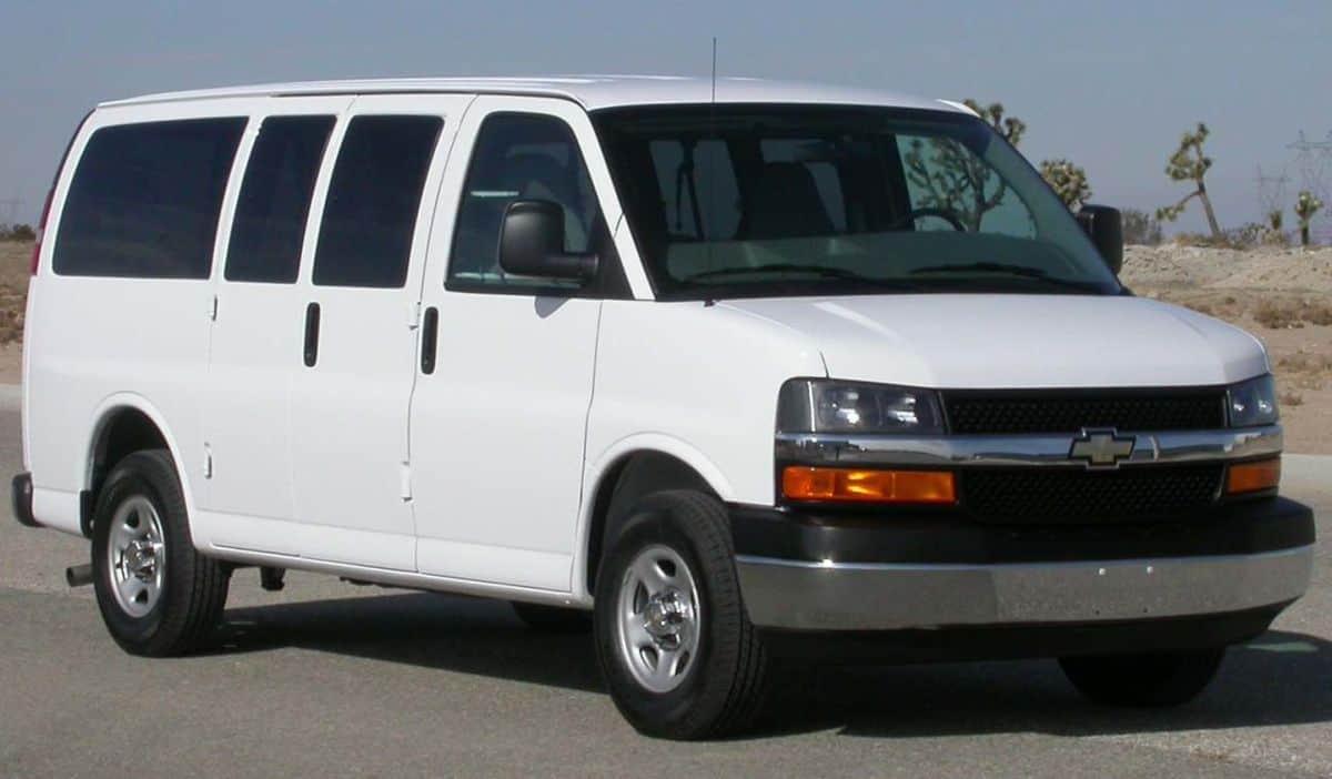 Manual Express 2005 Chevrolet Reparación y Servicio