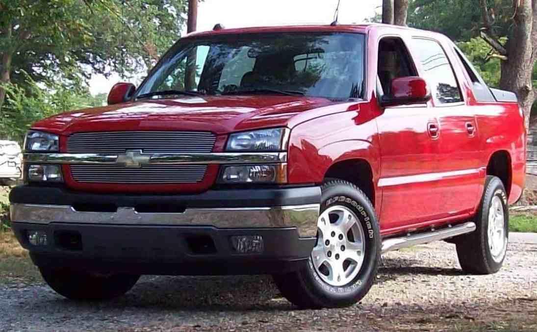 Manual Avalanche 2005 Chevrolet Reparación y Servicio