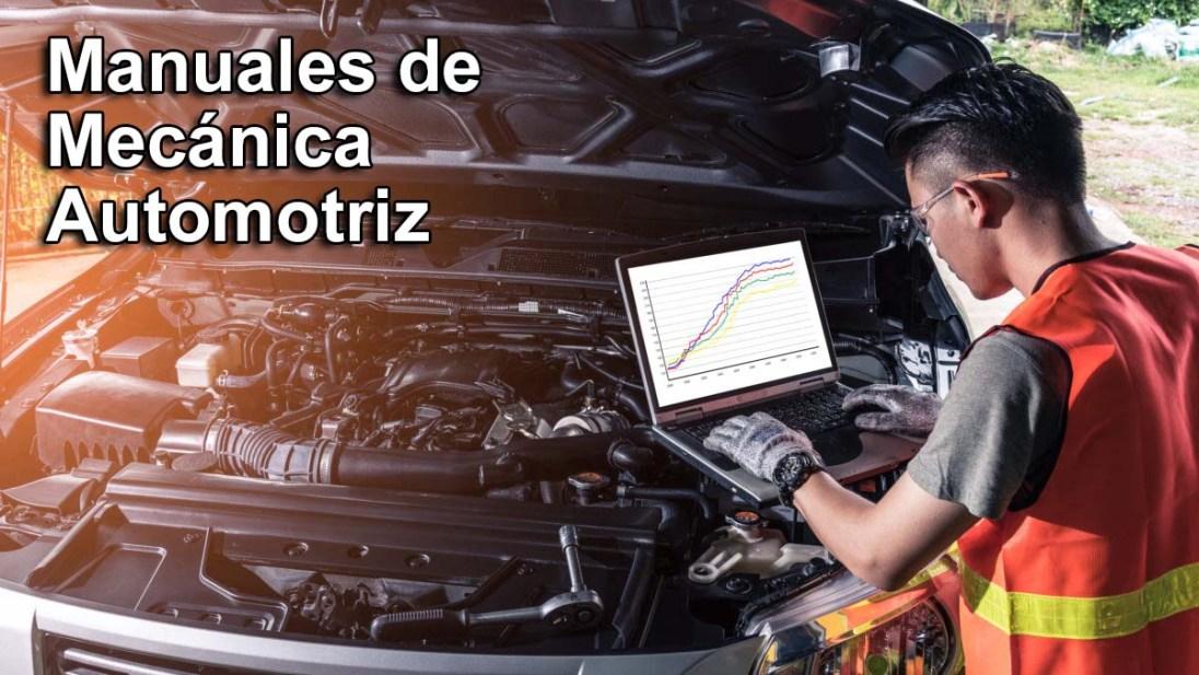Descargar Manuales de Mecánica Automotriz Gratis