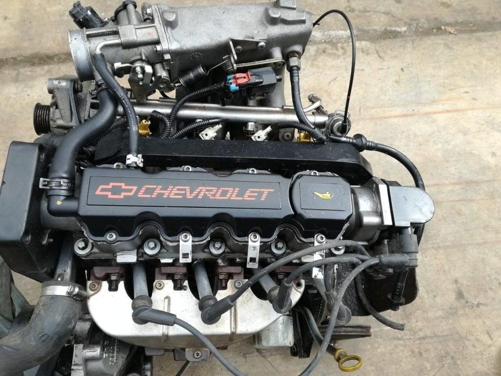 Motor Chevrolet Sonic 2016