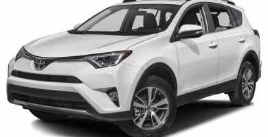 Manual Toyota RAV4 2017 de Usuario