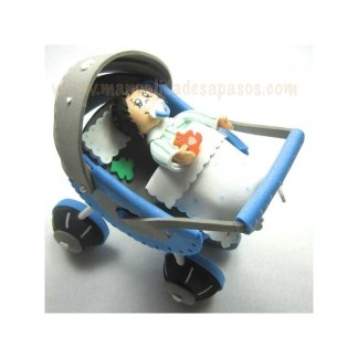 Patrones para fofucha carrito de bebe goma eva