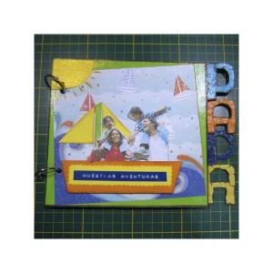 """aPasos Ideas para """"scrapear"""" con los niños-899"""