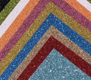 Plancha Super Glitter 40x30cm