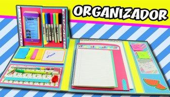 Carpeta Organizadora Manualidades Apasos