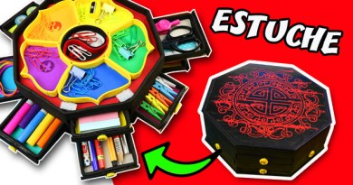 ESTUCHE MIRACULOUS – DIY BACK TO SCHOOL