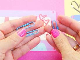 ideas con clips manualidades