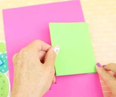 como hacer una carpeta de carton corrugado