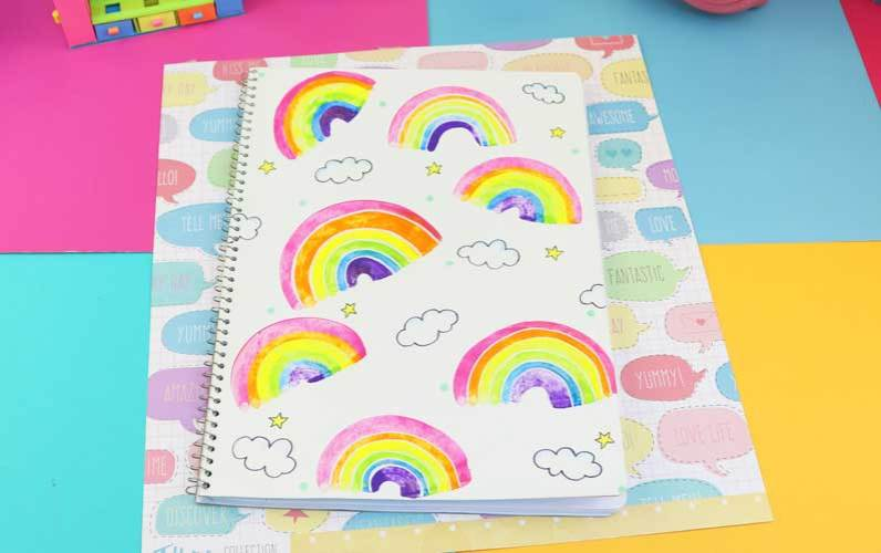 Cómo Decorar Tus Cuadernos Ideas Top 2019