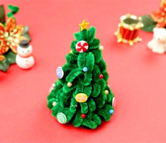 árbol de navidad miniatura