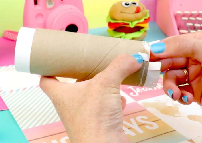 rollos de papel higiénico manualidades