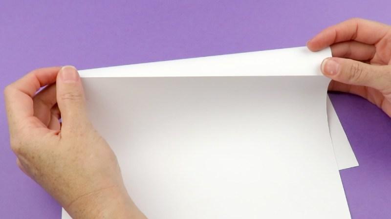 Como hacer una tarjeta extensible