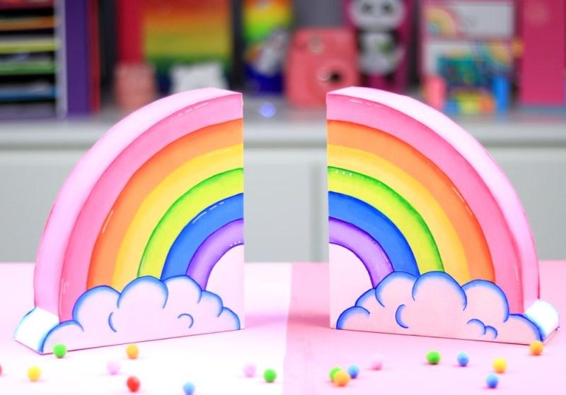 manualidades de arcoiris