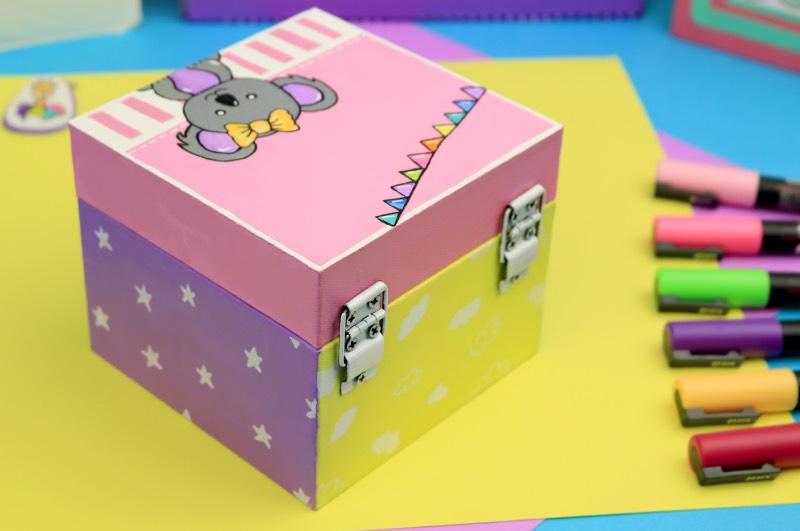 Ideas con cajas viejas