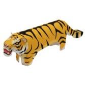 Papercraft de un Tigre / Tiger. Manualidades a Raudales.