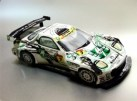 Papercraft del coche M7 Mutiara 2009. Manualidades a Raudales.