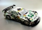Papercraft imprimible y armable del coche M7 Mutiara 2009. Manualidades a Raudales.