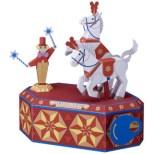 Papercraft del Circo. Caballos Blancos de Circo / Performing White Horses. Manualidades a Raudales.