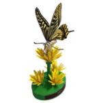 Papercraft imprimible y armable de la Mariposa Papilio / Papilio Machaon. Manualidades a Raudales.