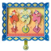 Papercraft del Circo. Payasos en graciosos monociclos / Clowns on funny unicycles. Manualidades a Raudales.