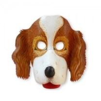 Máscara de perro. Manualidades a Raudales.