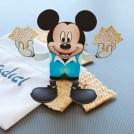 Papercraft recortable de caja de caramelos de Mickey. Manualidades a Raudales.