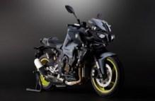 Papercraft de la motocicleta Yamaha MT-10. Manualidades a Raudales.