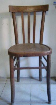 Reciclando una antigua silla  ManualidadesManualidades