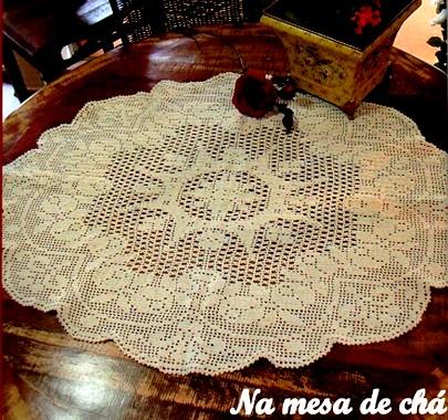 10 Carpetas Tejidas en Crochet Filet con Rosas  Manualidades Y DIYManualidades Y DIY