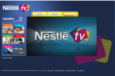 Nestle TV