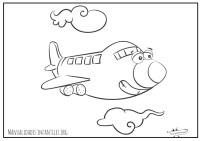 Dibujos de vehculos - Actividades para nios ...