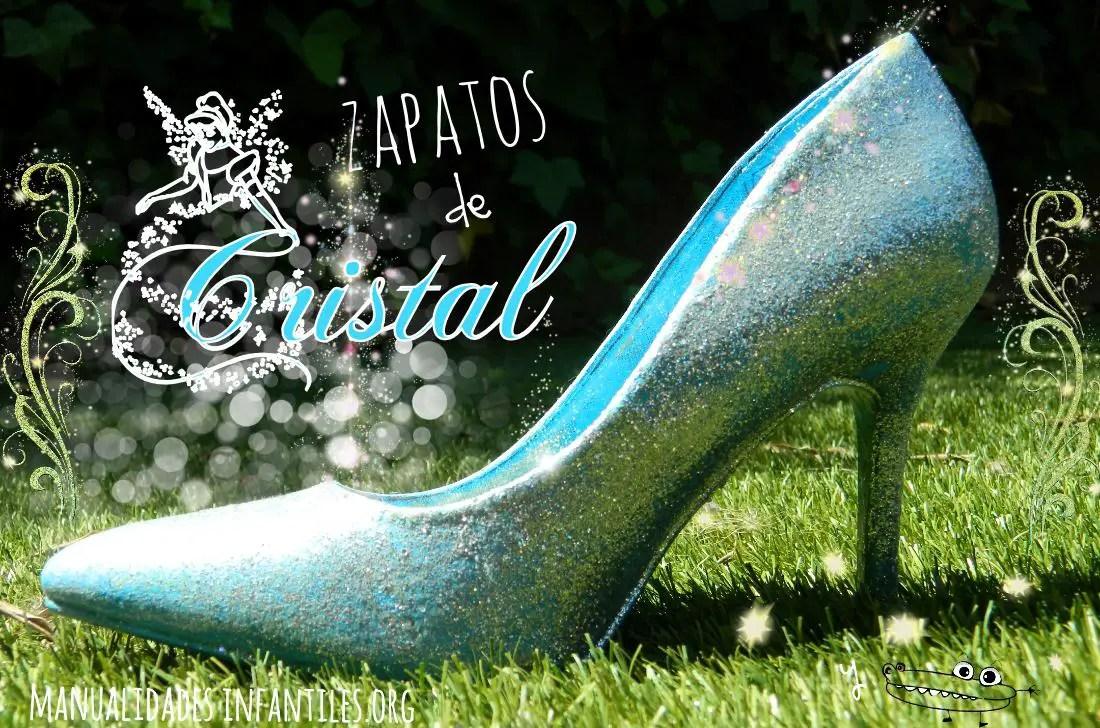 Tutorial zapatos de cristal