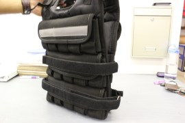ro Weight VEST- Assembled