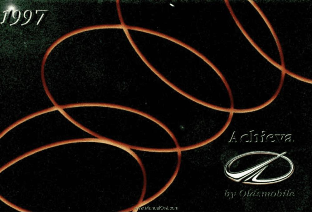 medium resolution of the 1997 oldsrnobile achieva