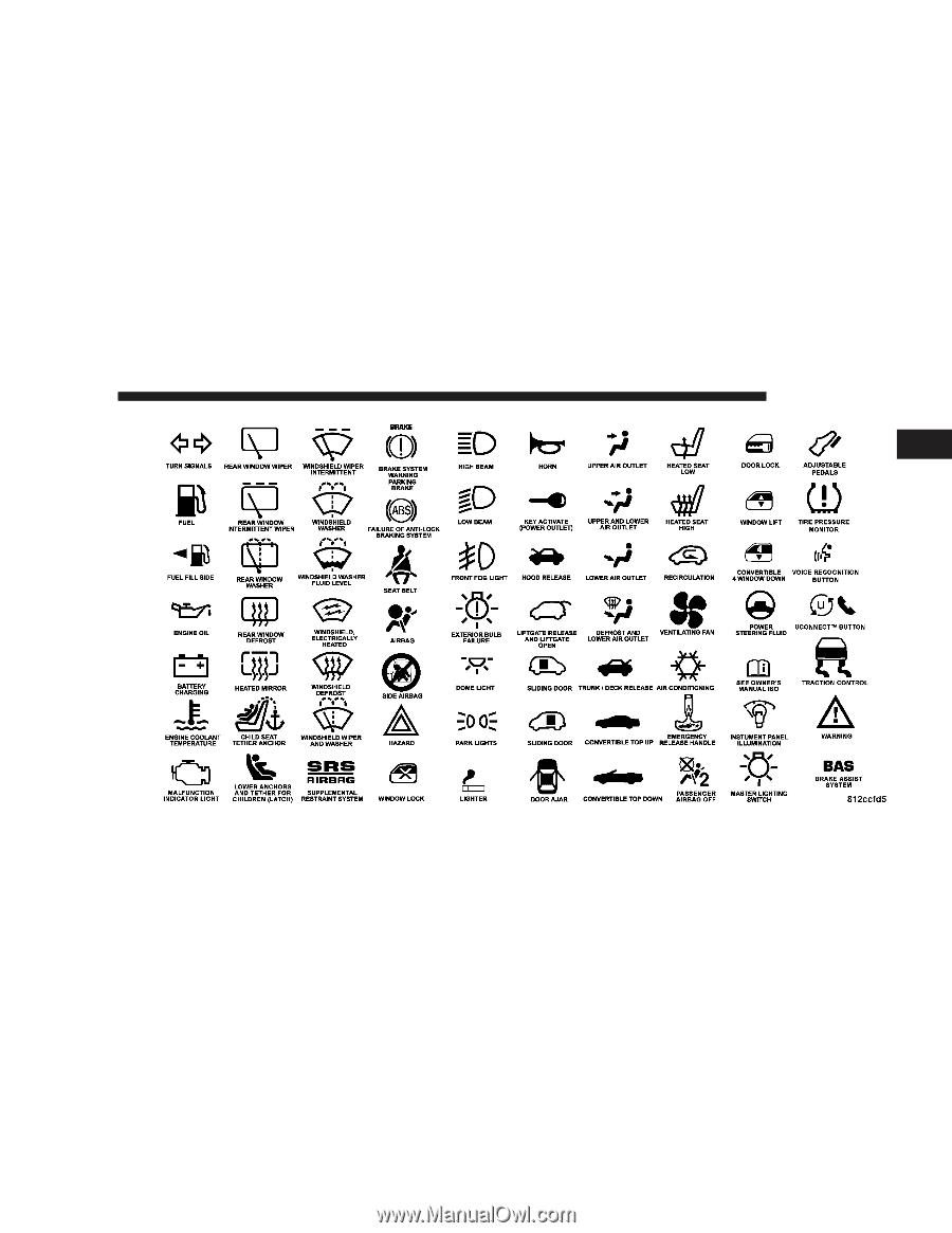 CHRYSLER 300 OWNERS MANUAL PDF