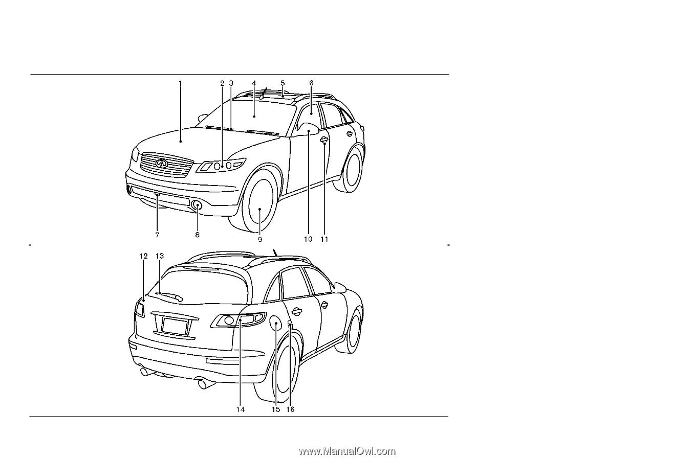 2008 Infiniti Fx35 Service Manual Infiniti Car