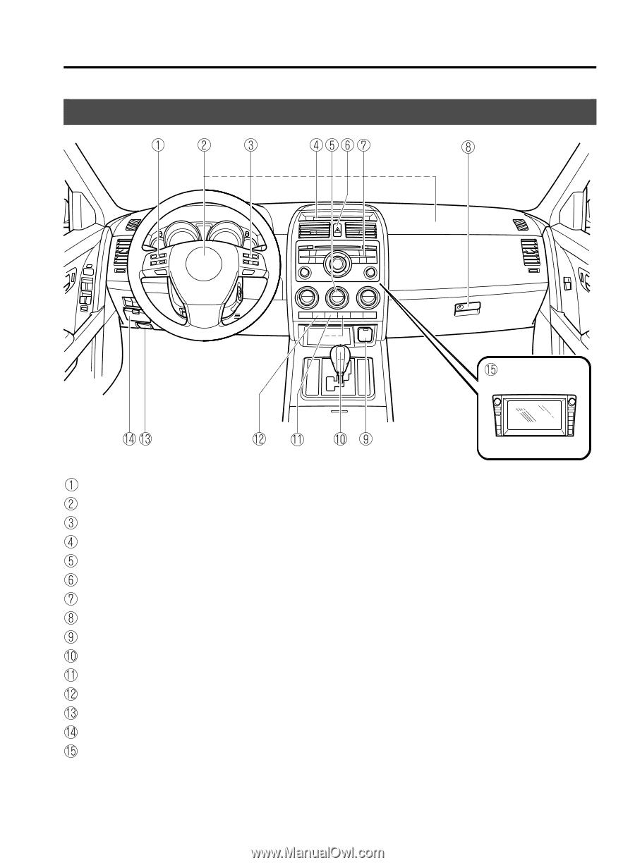 2009 MAZDA CX-9 OWNERS MANUAL PDF