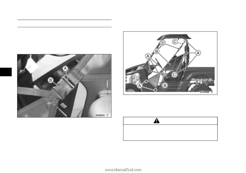 medium resolution of 2013 kawasaki teryx 750 fi 4x4 sport owners manual page 153 rh manualowl com