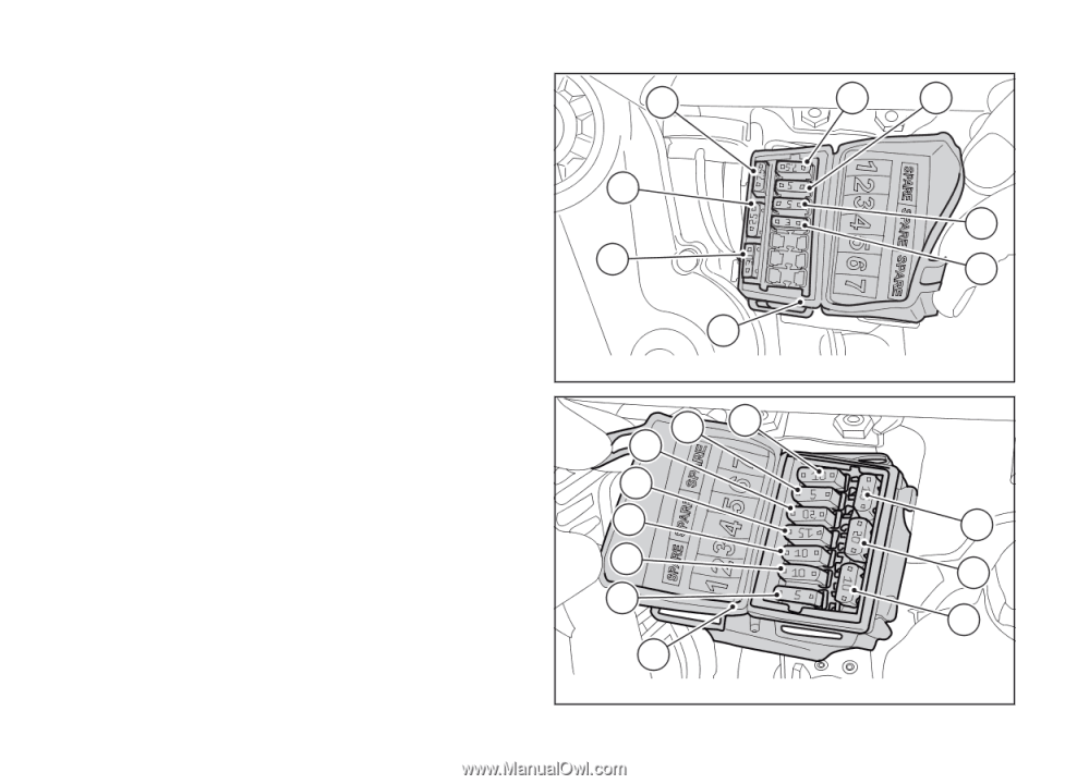 medium resolution of 2015 ducati monster 821 owners manual page 258 ducati monster 821 fuse box