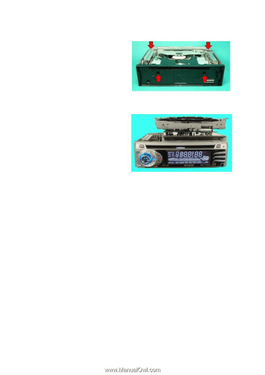 medium resolution of aiwa cdc x227 service manual 5