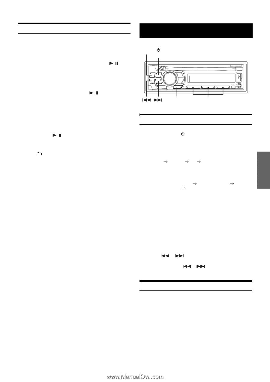 medium resolution of alpine cde 102 cde 102 owner prime s manual espan 245 l 7