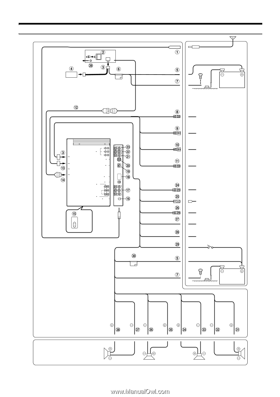 medium resolution of 76 en connections iva d310 wiring diagram