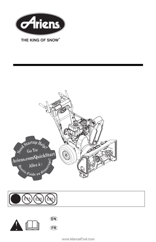 small resolution of  ariens compact track 24 owners manual on ariens snow king ariens ax engine wiring harness