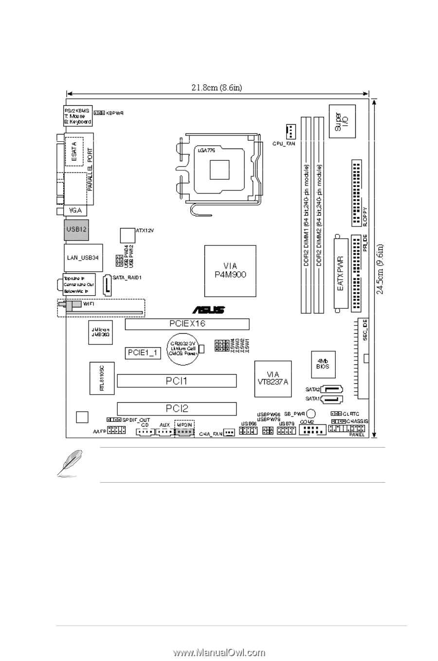 ASUS P5VD2-VM MANUAL PDF
