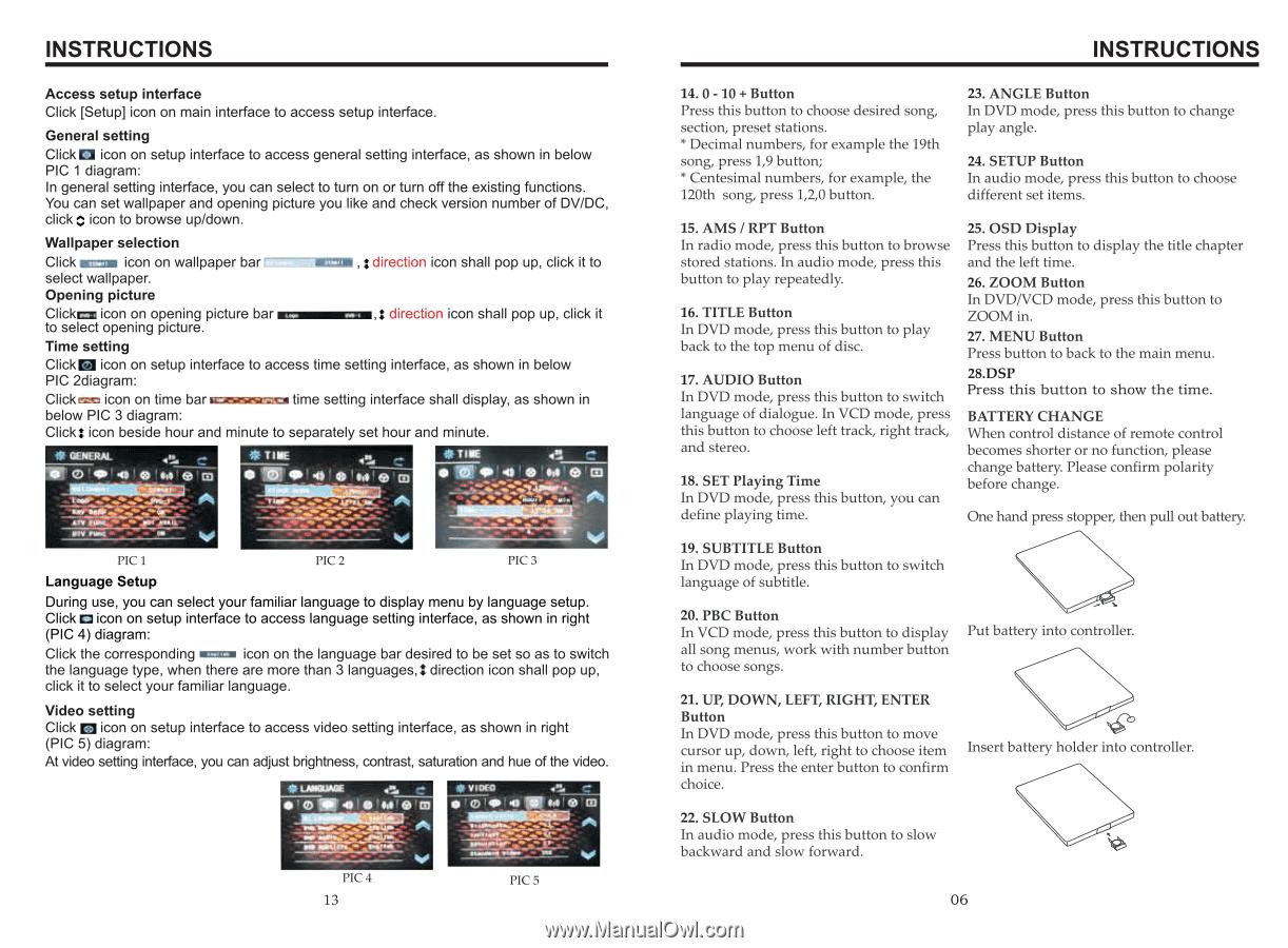 hight resolution of  boss v plow boss audio bv9967b user manual page 7 on boss ford