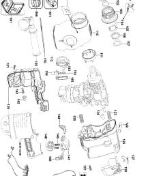 parts list for dc223ka type 2 [ 900 x 1165 Pixel ]