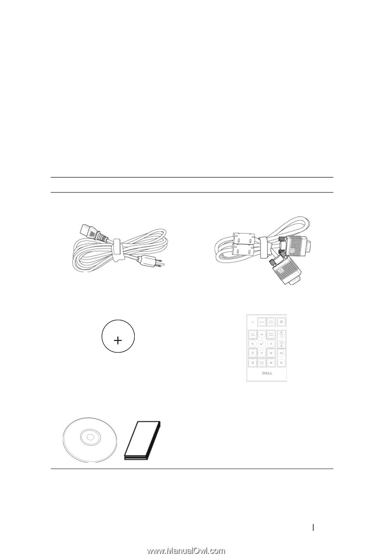 DELL 1209S MANUAL PDF