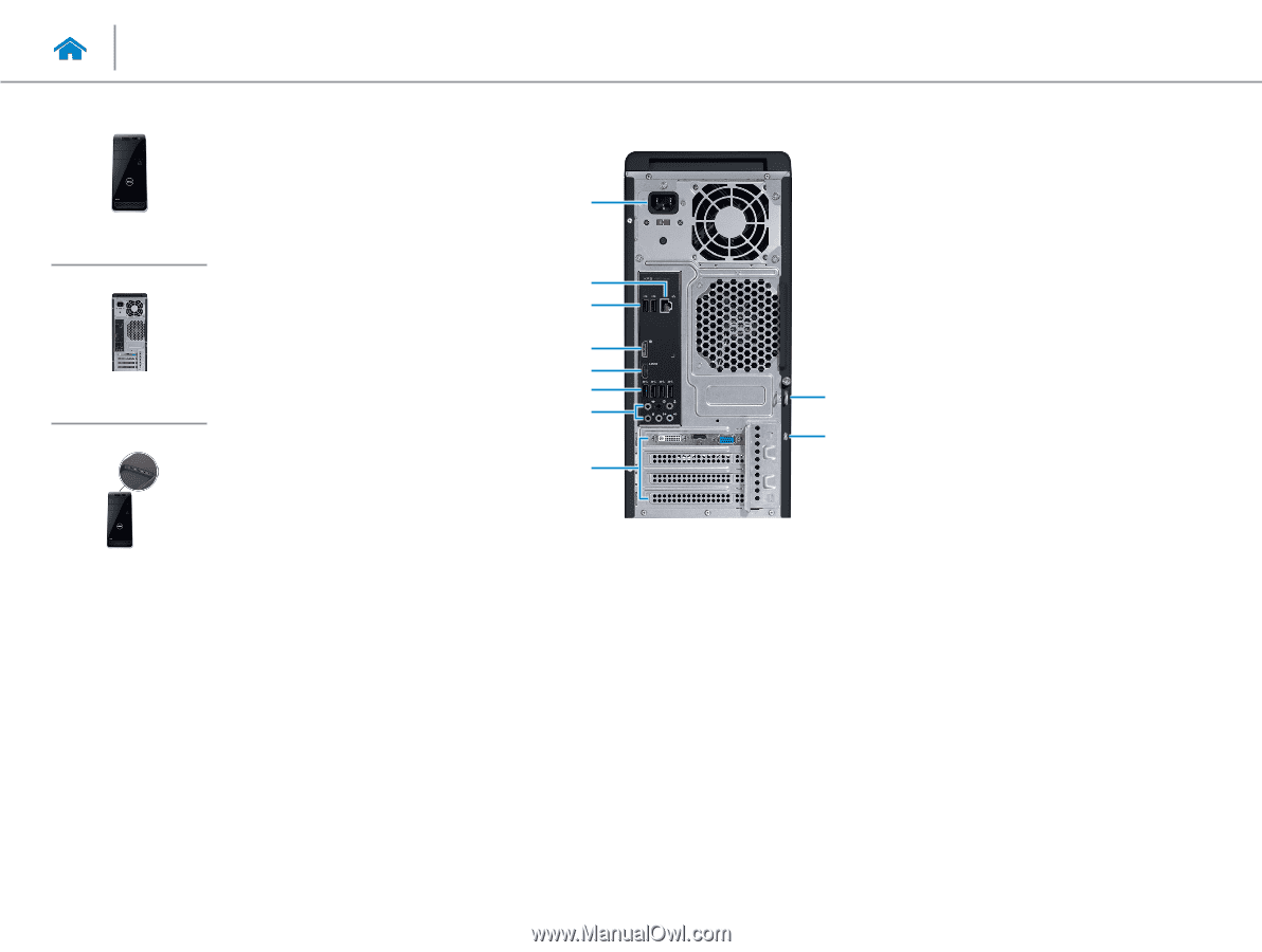 Dell Xps Specifications